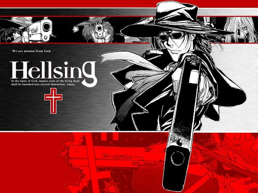 Хельсинг. Hellsing Ultimate